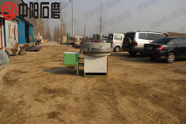 靖江大型石磨面粉机石磨生产厂家直销
