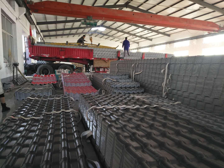 【义乌市树脂瓦】义乌市合成树脂瓦厂家价格